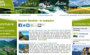 Slovénie : nouveau Dossier Destination sur TourMaG.com