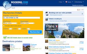 Booking.com : 200 postes à pourvoir en France pour 2012