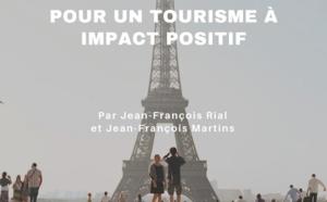 Terra Nova publie une note « Pour un tourisme à impact positif à Paris »