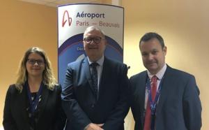 Aéroport Paris-Beauvais : nomination d'un nouveau directoire