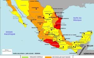 Criminalité au Mexique: quels sont les risques encourus par les voyageurs?