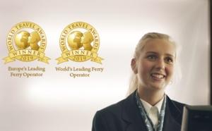 DFDS a remporté le prix de meilleure compagnie de ferry du monde
