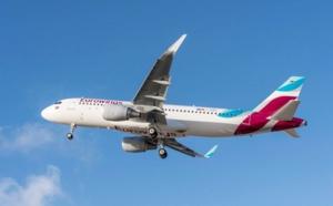 Allemagne : Eurowings a annulé plus de 170 vols d'ici à mercredi