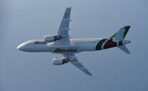 Alitalia va encore réduire sa flotte