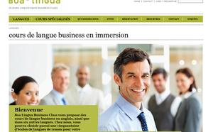 Séjours linguistiques : Boa Lingua parle le langage des affaires avec sa Business Class