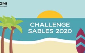 Challenge Kuoni Sables : des chèques cadeaux à gagner