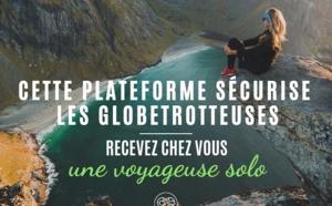 La Voyageuse seule start-up française sélectionnée par l'OMT