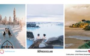 Danemark, Finlande et Islande en workshop à Paris et Lyon