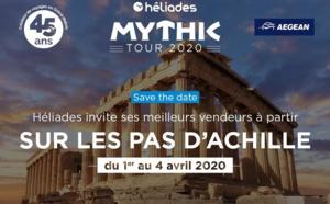 """Héliades : un Mythic Tour 2020 """"Sur les pas d'Achille"""""""