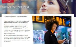 Thalys lance un nouveau programme de fidélité