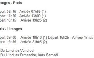 Twin Jet : ouverture d'une ligne entre Limoges et Paris-Orly le 4 juin 2012
