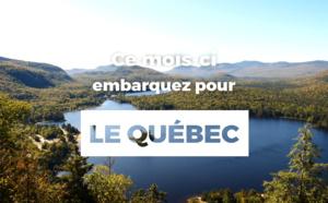 """Déjà 22 700 vues... le carton du 1er épisode de """"Voyages Vert Vous"""" Québec !"""