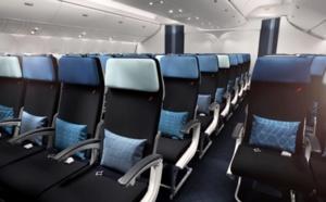 Air France dévoile les nouvelles cabines de son Boeing 777-300 (photos)