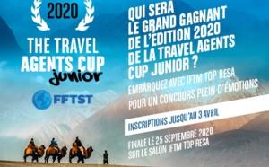 Travel Agents Cup Junior : c'est reparti pour les inscriptions !