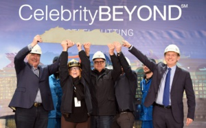 Celebrity Cruises démarre la construction du Celebrity Beyond