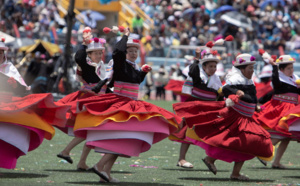 Pérou : Puno attend 60 000 touristes pour les fêtes de la Virgen de la Candelaria