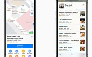 Guide de voyages : après Google, Apple se lance dans la bataille avec Plans