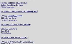 Réunion : 7é édition du Roadshow Couleurs Réunion dans le Nord-Est de la France