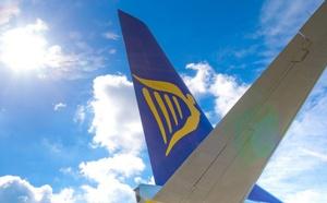 Ryanair : nouvelle ligne Rodez - Manchester en juin 2020
