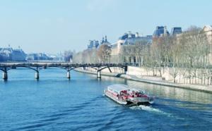 Tourisme fluvial : des retombées économiques estimées à 1,36 milliard d'euros