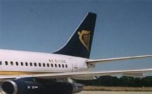 Ryanair : Grenoble-Dublin à partir du 19 décembre 2006