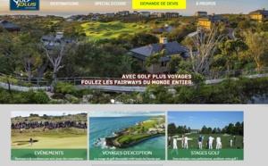 Le golf, nouveau terrain de jeu de Terre Voyages