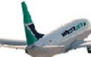 WestJet : Toronto-Nassau le 5 décembre 2006