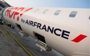 Air France : [dernière minute] levée du préavis de grève chez Hop! ce vendredi