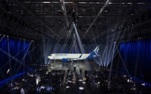 Aegean Airlines ouvre une nouvelle page de l'histoire de la Grèce (vidéo)