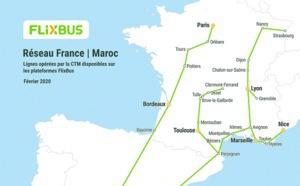 Flixbus veut être le 1er opérateur à posséder des lignes sur 4 continents