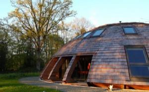 Le domaine du Centaure : des chambres d'hôtes qui tournent avec le soleil... comme les tournesols !