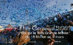 Carnaval de Nice : en 2007, place au ''Roi de la très grande mêlée''
