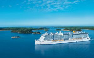 Bienvenue à bord du Costa Smeralda, la 1ère « Smart-City » éco-responsable sur mer