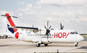 Grève Hop! : Air France prévoit d'assurer la quasi-totalité des vols régionaux