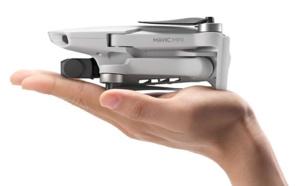 Mavic : un drone à ma paume...