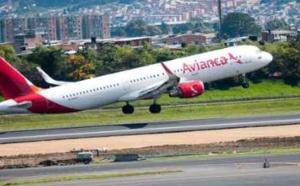 Avianca confie sa représentation à AVIAREPS