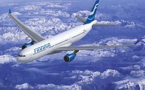 Finnair reprend ses rotations à Nice Côte d'Azur