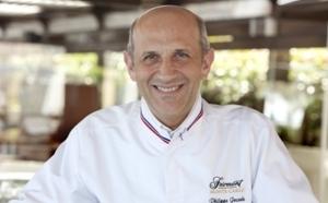 Fairmont Monte Carlo : P.Jonnès est le nouveau Chef Exécutif en cuisine