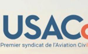 Aviation civile : l'USAC-CGT appelle à la grève du 5 au 8 mars 2020