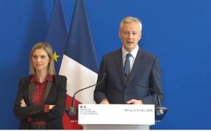 Bercy : quelles sont les mesures mises en place pour aider les entreprises