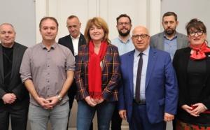 Michèle Kunegel (LK Tours) élue présidente des EDV Grand Est