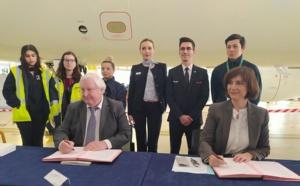 """Emploi Air France : """"le coronavirus ne peut pas être sans impact"""""""