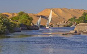Covid-19 : carte sanitaire et contrôle des températures à l'arrivée en Egypte
