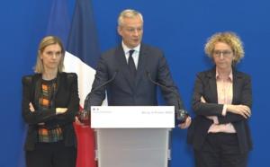Bruno Le Maire détaille les mesures d'aides pour les entreprises