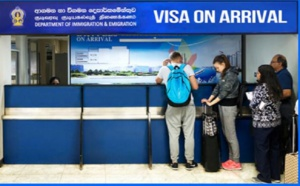 Sri Lanka : le visa n'est plus délivré à l'arrivée