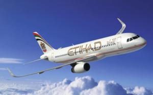 Etihad Airways choisit les Sharklets pour ses futurs A320