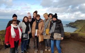 TUI France emmène 9 agents de voyages en Irlande