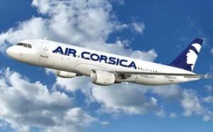 Air Corsica renforce son programme de vols pour l'Été 2012