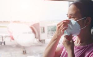 Alitalia pourrait refuser l'embarquement aux passagers sans masque respiratoire
