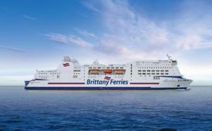 Brittany Ferries confirme de nouvelles interruptions de ses rotations